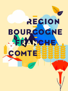 illustration Bourgogne Franche Comté