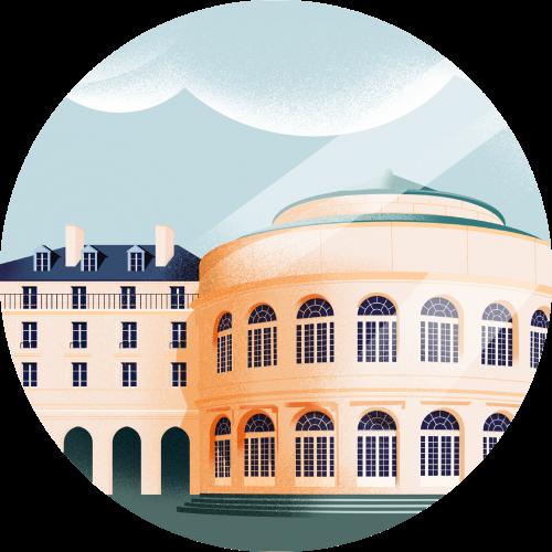 Illustration Opéra de Bretagne